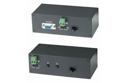 Передача по витой паре VGA SC&T VE01S