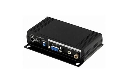 Преобразователь HDMI, аналоговое видео и аудио SC&T VH01
