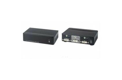 Усилитель-распределитель DVI SC&T DD02A