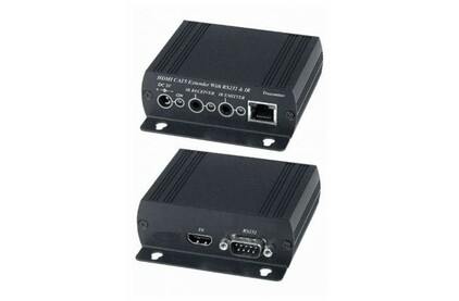 Передача по витой паре HDMI SC&T HE02