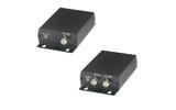 Передача по коаксиальному кабелю HDMI, DVI SC&T HE01C