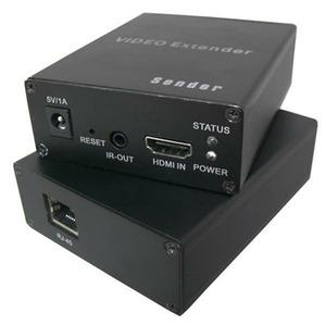 Передача по витой паре HDMI Osnovo TLN-Hi/1+RLN-Hi/1