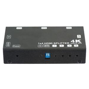 Усилитель-распределитель HDMI Osnovo D-Hi104/1