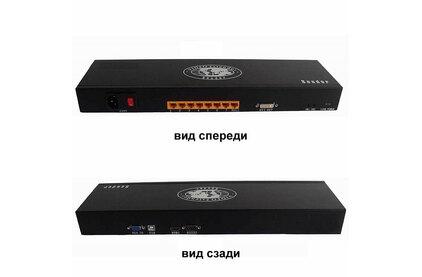 Усилитель-распределитель HDMI Osnovo TA-Hi07