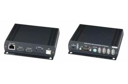 Передача по витой паре HDMI SC&T HKM01T
