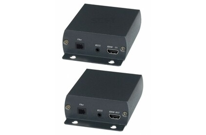 Передача по оптоволокну HDMI SC&T HE01F