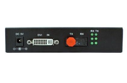 Передача по оптоволокну DVI SC&T SFD11S5T