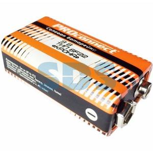 Солевая батарейка PROconnect 30-0030 КРОНА 9V 6F22 (1 штука)