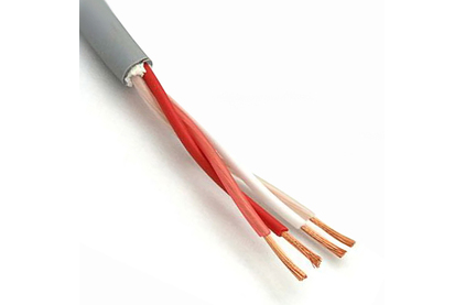 Отрезок акустического кабеля Canare (арт. 3011) 4S11 GRY 1.75m