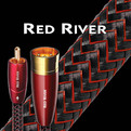 Кабель аудио 2xRCA - 2xRCA Audioquest Red River 2RCA-2RCA 1.0m