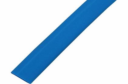 Термоусадка Rexant 20-4005 4.0/2.0мм синяя (1 штука)