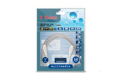 Кабель mini HDMI - mini HDMI Belsis BW1452бл 3.0m