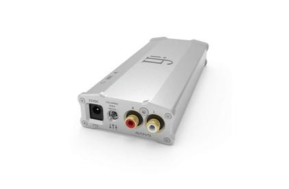 Фонокорректор MM/MC iFi Audio Micro iPhono 2