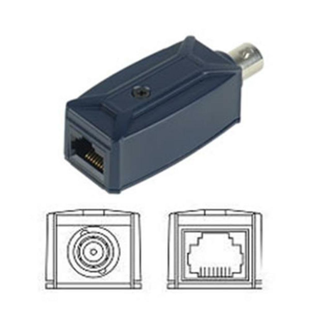 Передача по коаксиальному кабелю Ethernet SC&T IP01