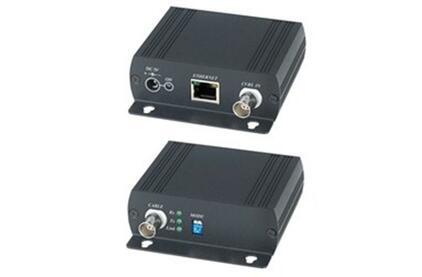 Передача по коаксиальному кабелю Ethernet SC&T IP02E