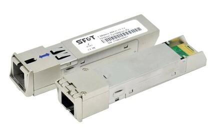 Преобразователь SFP модуль SF&T SFP-S5a/I