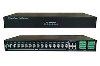 Передача по витой паре Композитное видео S-video и аудио Osnovo TP-C16