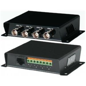 Передача по витой паре Композитное видео S-video и аудио SC&T TTP414V
