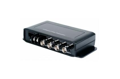 Передача по витой паре Композитное видео S-video и аудио SC&T TTP414VH