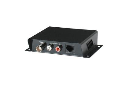 Передача по витой паре Композитное видео S-video и аудио SC&T TTP111AV