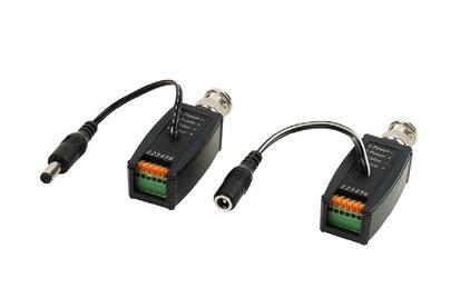 Передача по витой паре Композитное видео S-video и аудио SC&T TTP111VPK-T