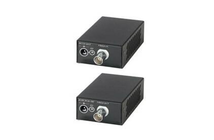 Передача по коаксиальному кабелю Video SC&T CA101VP без БП