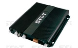 Передача по оптоволокну Композитное видео(CV) и аудио SF&T SF11M5R