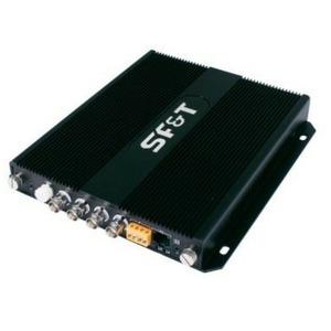 Передача по оптоволокну Композитное видео(CV) и аудио SF&T SF42S5R