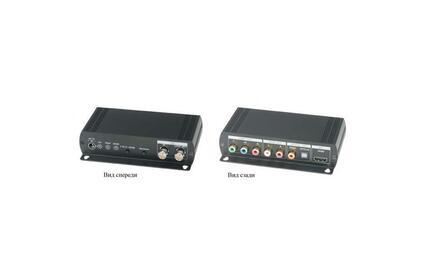 Преобразователь HDMI, аналоговое видео и аудио SC&T SDI03