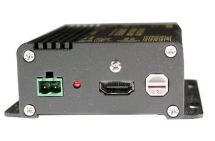 Преобразователь HDMI, аналоговое видео и аудио Osnovo CN-SD/Hi