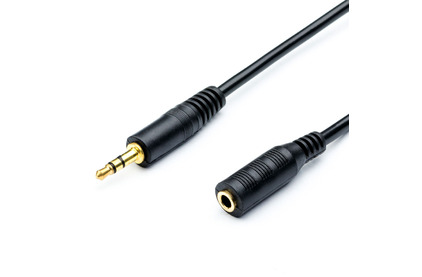 Удлинитель 1xMini Jack - 1xMini Jack Atcom AT6848 Audio Cable 3.0m