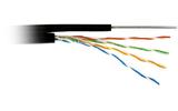 Витая пара в катушке не экранированная Atcom AT13706 FTP cat 5E CCA, трос 305m