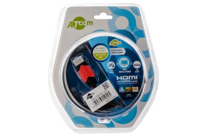 Кабель HDMI - HDMI Atcom AT4943 HDMI Cable 2.0m