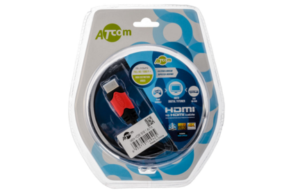 Кабель HDMI - HDMI Atcom AT4944 HDMI Cable 3.0m