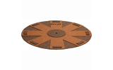 Слипмат Music Hall AzTec Blue Turntable Mat