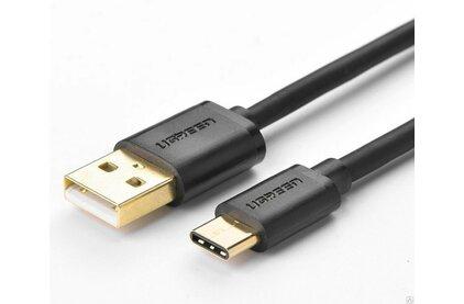 Кабель USB 3.1 Тип C - USB 2.0 Тип A Ugreen UG-30159 1.0m
