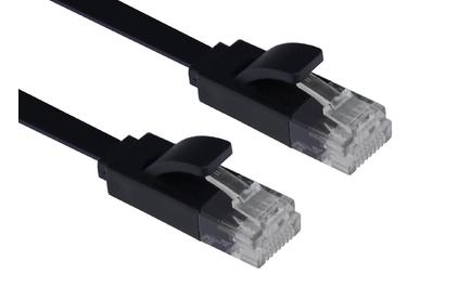 Кабель витая пара патч-корд Greenconnect GCR-LNC616 0.5m