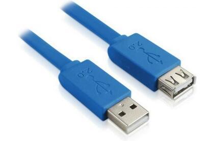 Удлинитель USB 2.0 Тип A - A Greenconnect GCR-UEC2M2-BD 1.8m
