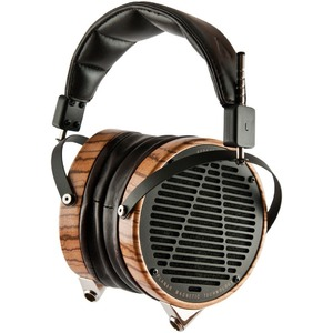 Наушники Audeze LCD-3 Zebrano Black Leather (Travel Case)
