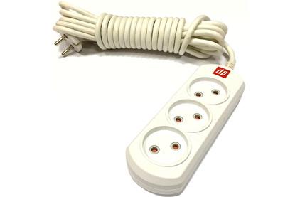 Удлинитель электрический ITP U03 5м (16A)