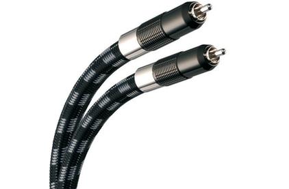 Кабель сабвуферный 1xRCA - 1xRCA Real Cable REFLEX 2.0m