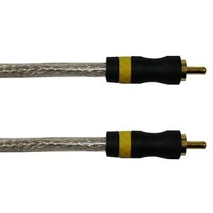 Кабель сабвуферный 1xRCA - 1xRCA Eagle Cable 20062080 HIGH STANDARD Mono Sub 8.0m
