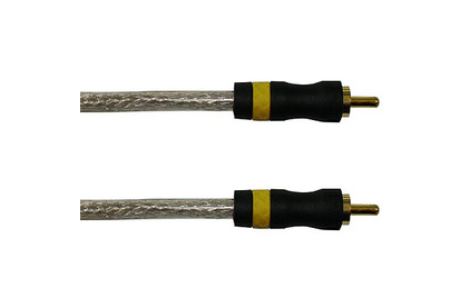 Кабель сабвуферный 1xRCA - 1xRCA Eagle Cable 20062050 HIGH STANDARD Mono Sub 5.0m