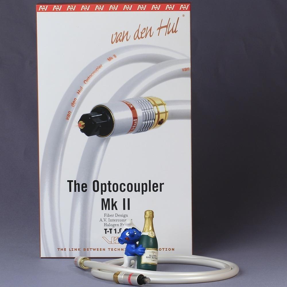 Кабель оптический Toslink - Toslink Van Den Hul The Optocoupler Mk II 1.5m