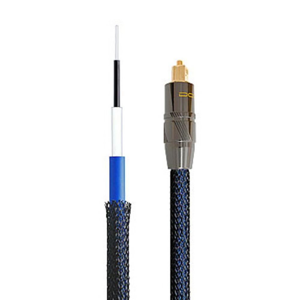 Кабель оптический Toslink - Toslink DAXX R05-07 0.75m
