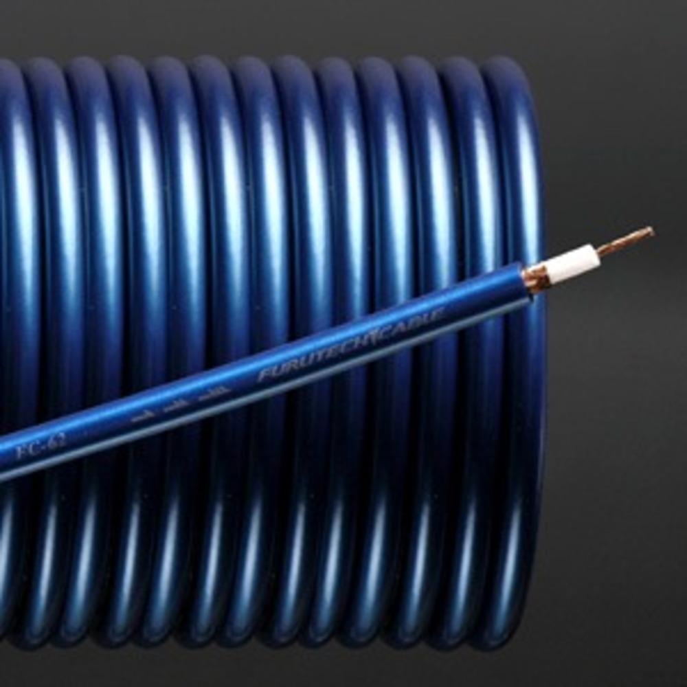 Кабель коаксиальный в нарезку Furutech Coaxial Cable FC-62