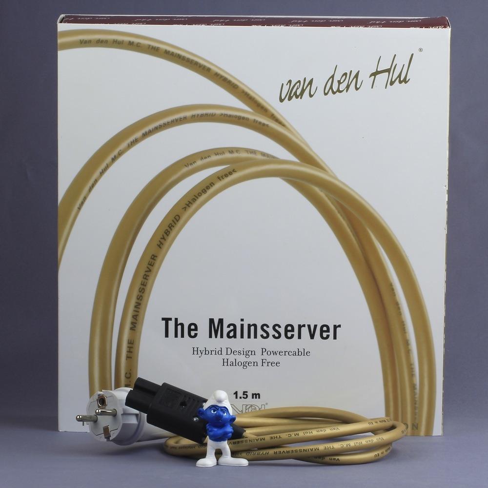Кабель силовой Schuko - IEC C13 Van Den Hul The Mainsserver 2.0m