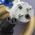 Кабель силовой Schuko - IEC C13 Van Den Hul The Mainsstream Hybrid 2.0m