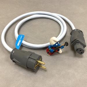 Кабель силовой Schuko - IEC C13 Supra LoRad 1.5 CS-EU (10A) 1.5m