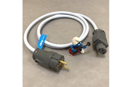 Кабель силовой Schuko - IEC C13 Supra LoRad 1.5 CS-EU (10A) 2.0m